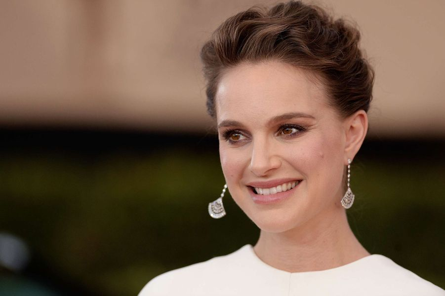 Natalie Portman, une icône d'Hollywood.
