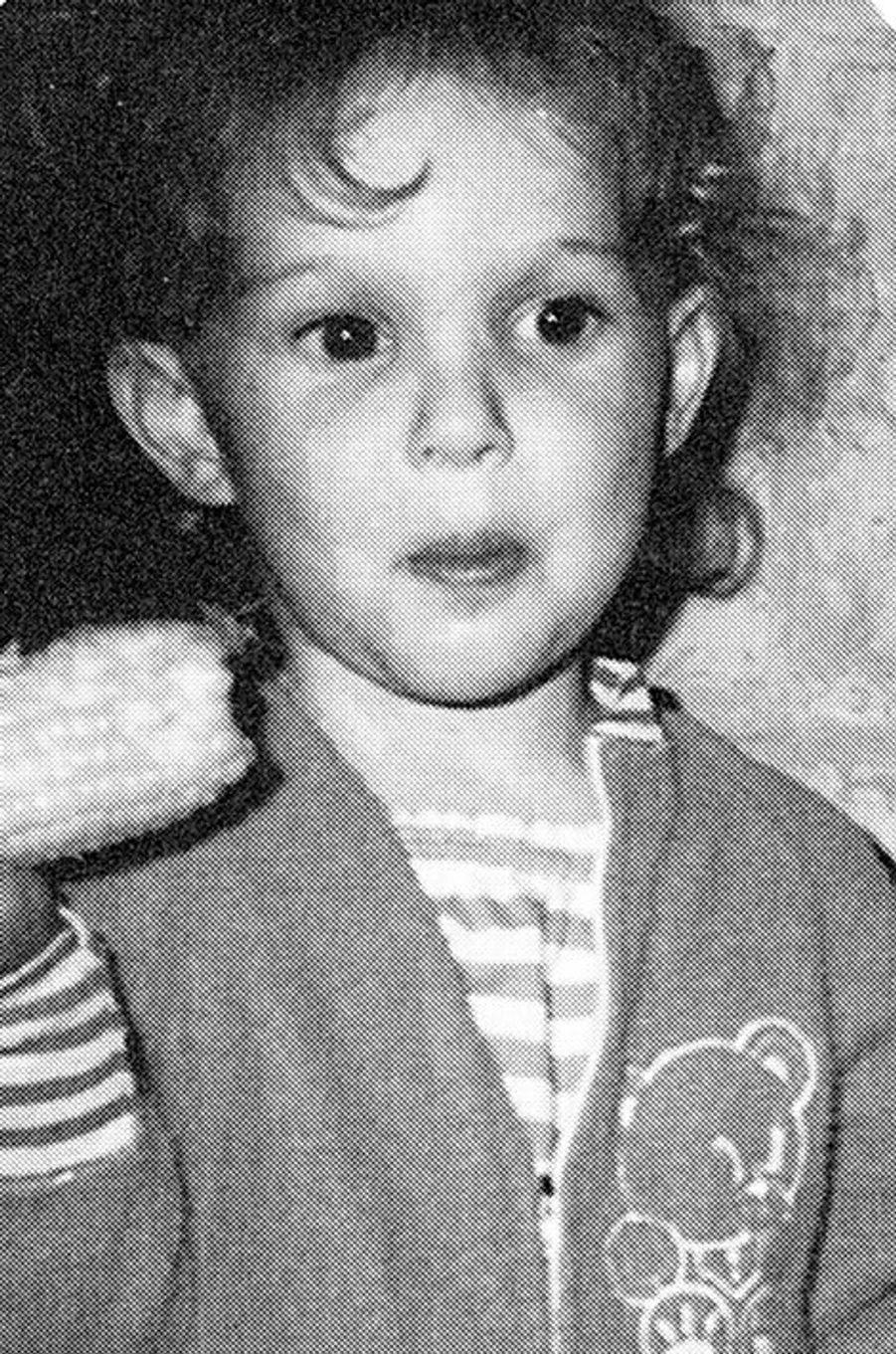 Natalie Portman enfant.