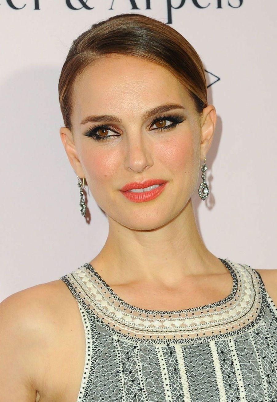 Natalie Portman à Los Angeles samedi
