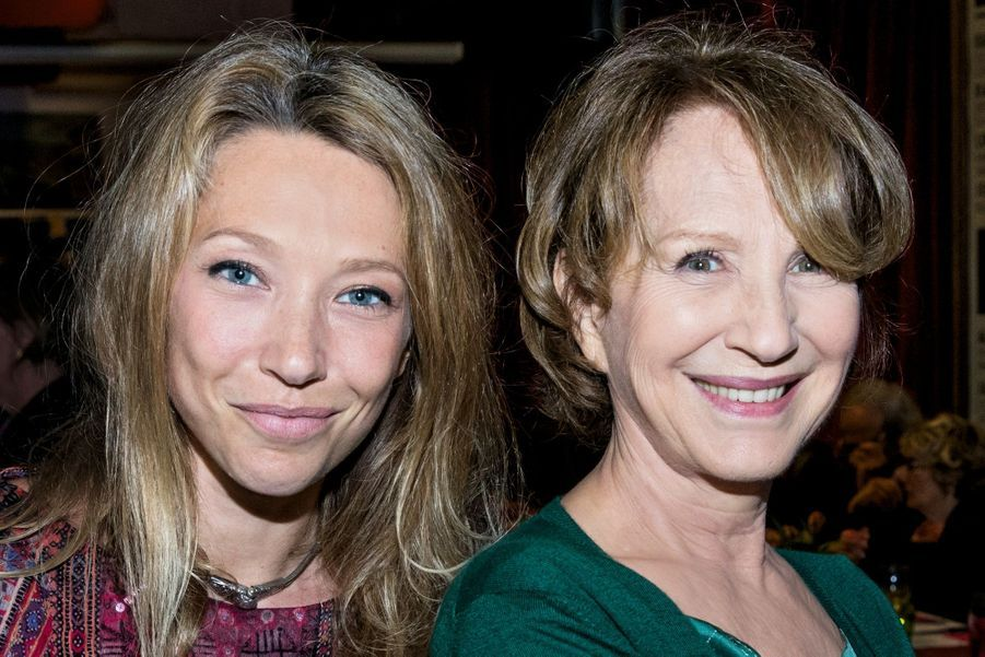 Nathalie Baye et Laura Smet.
