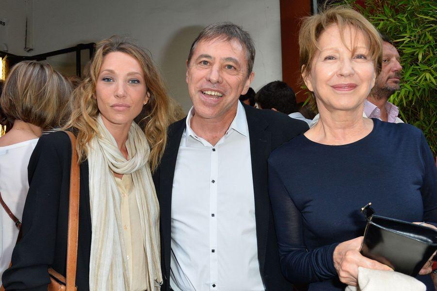 Nathalie Baye, Laura Smet et Louis-Michel Colla