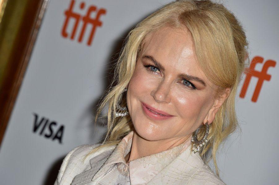 Nicole Kidman au festival du cinéma international de Toronto
