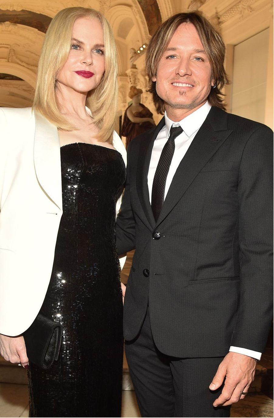 Nicole Kidman et Keith Urban
