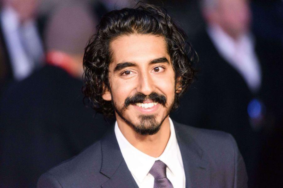 """Dev Patel à Londres pour l'avant-première de """"Lion"""""""
