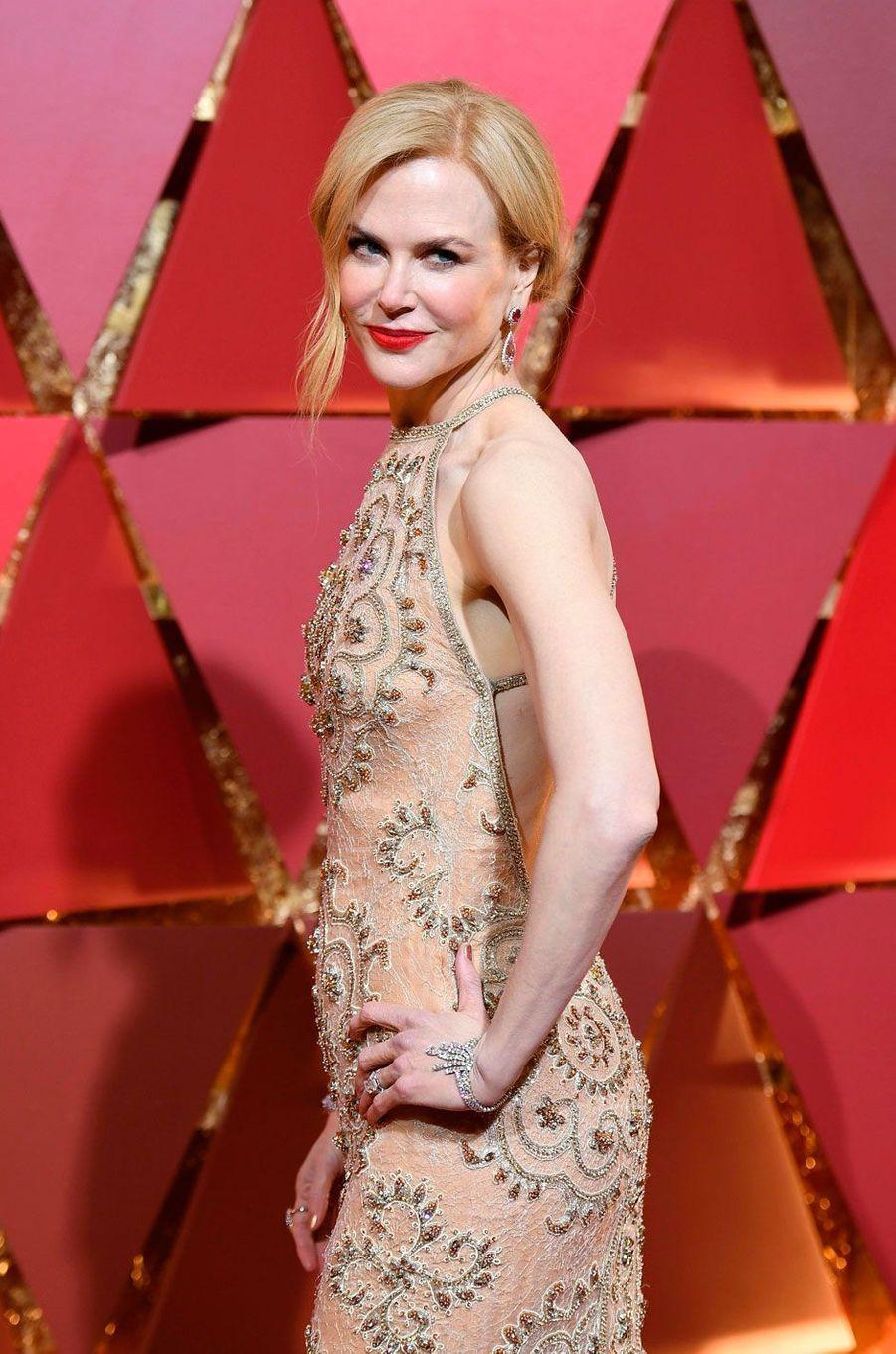 Nicole Kidman en 2017