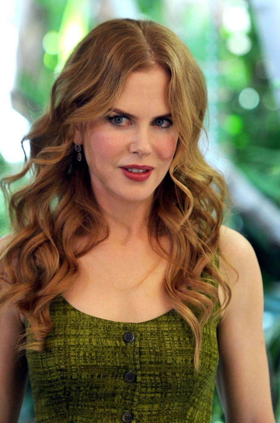 Nicole Kidman en 2010