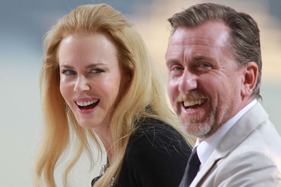 Nicole Kidman et Tim Roth.