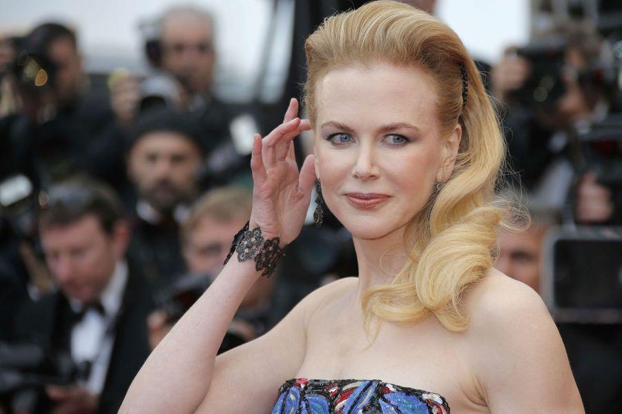 L'actrice à Cannes en 2013.