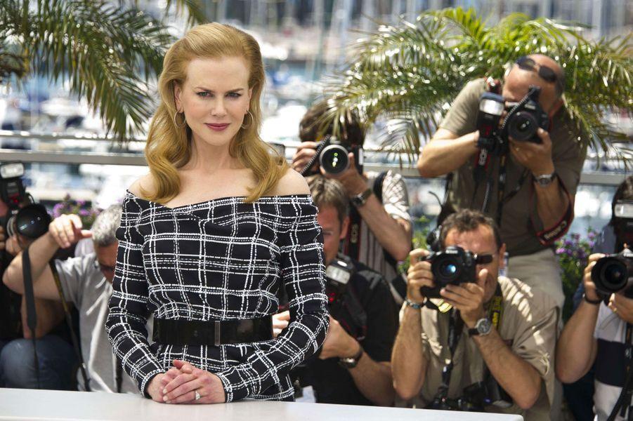 Nicole Kidman élégante en 2012.