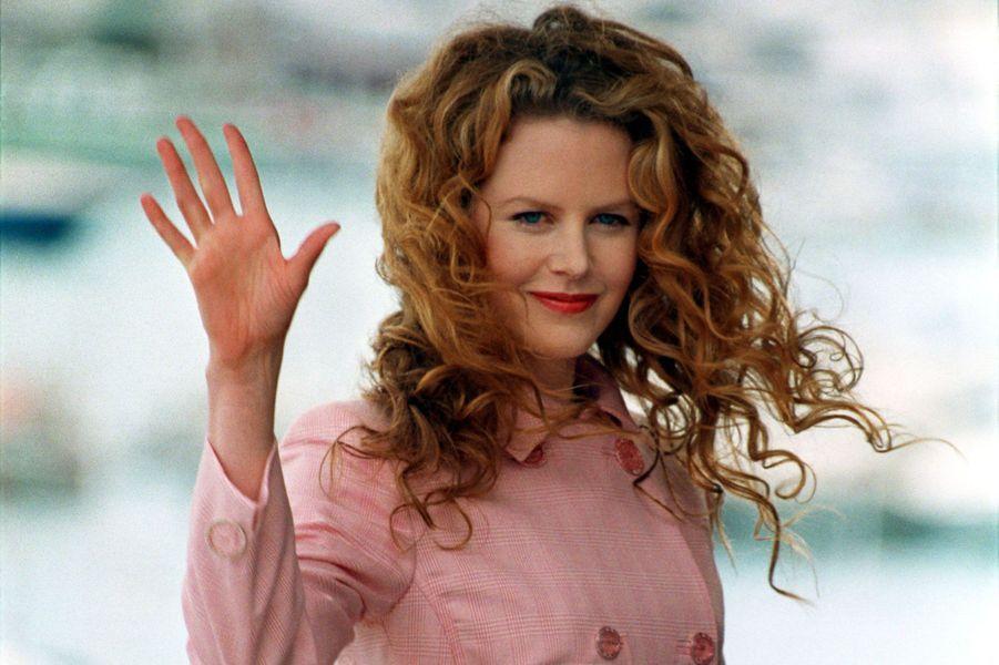 Nicole Kidman en 1995.