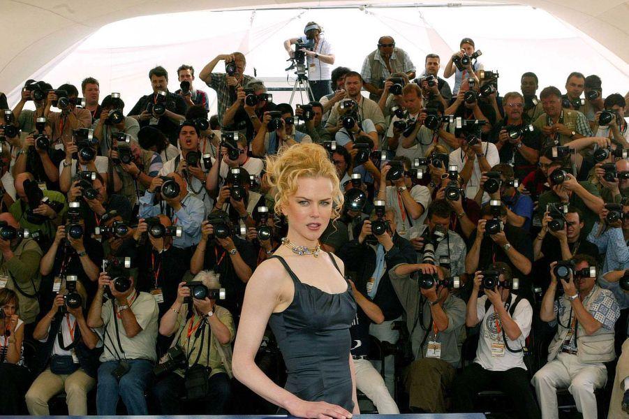 Nicole Kidman en mai 2003.