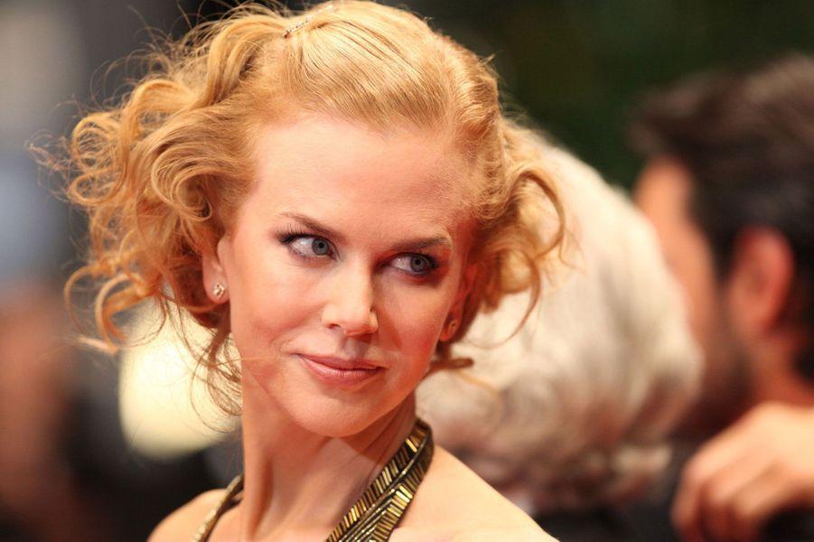 Nicole Kidman à Cannes en 2012.