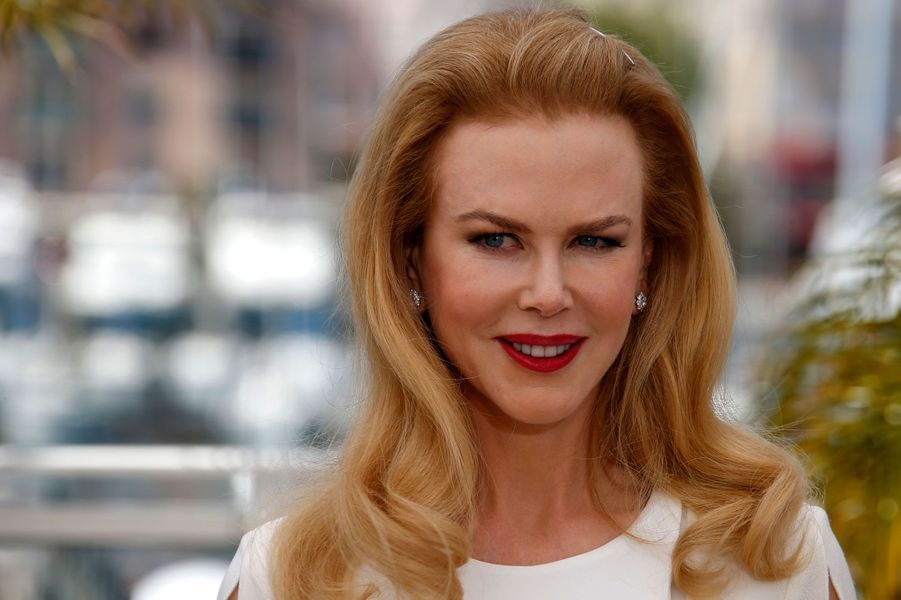 Nicole Kidman au Festival de Cannes en mai 2014.