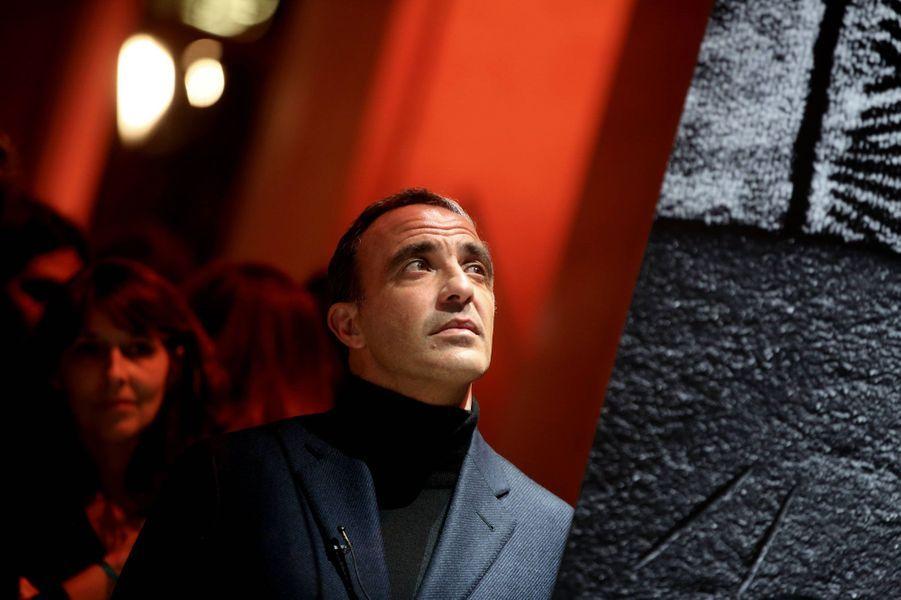 Nikos Aliagas : pluie de stars au vernissage de son exposition photo