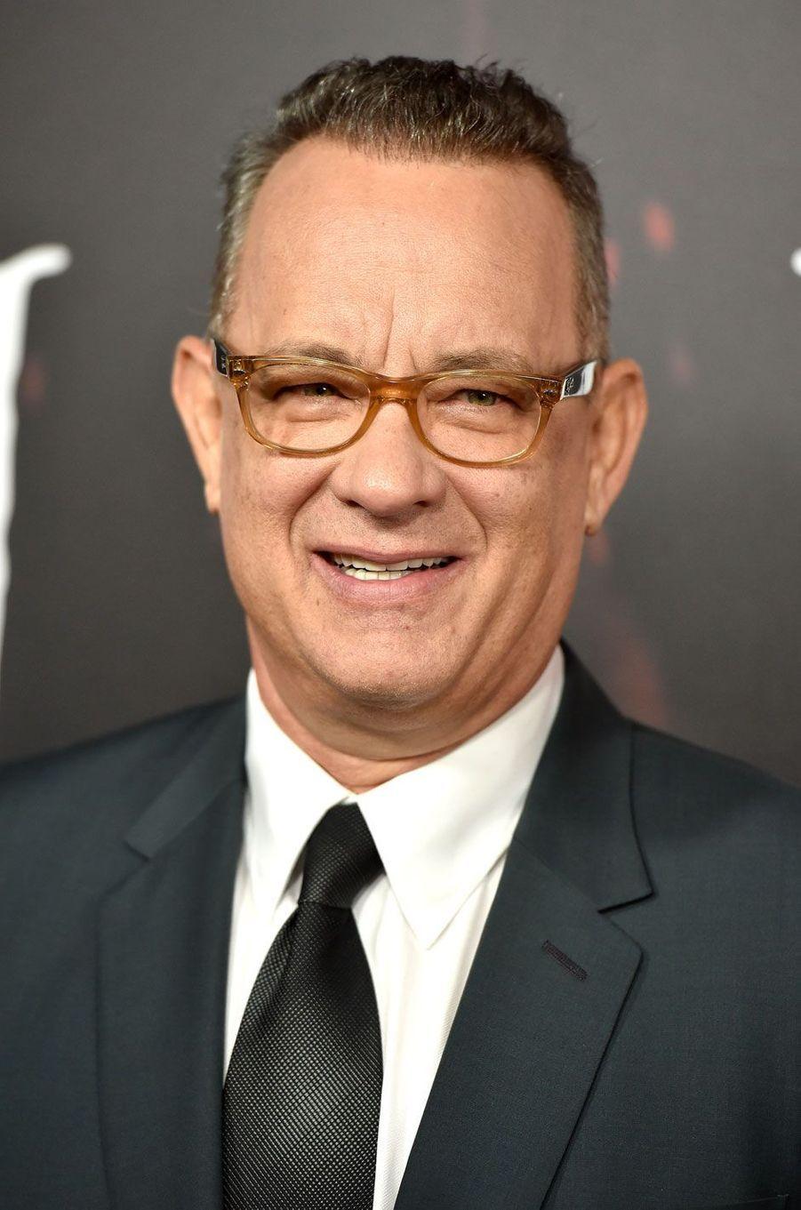 """Tom Hanks à l'avant-première de """"Inferno"""" à Los Angeles"""