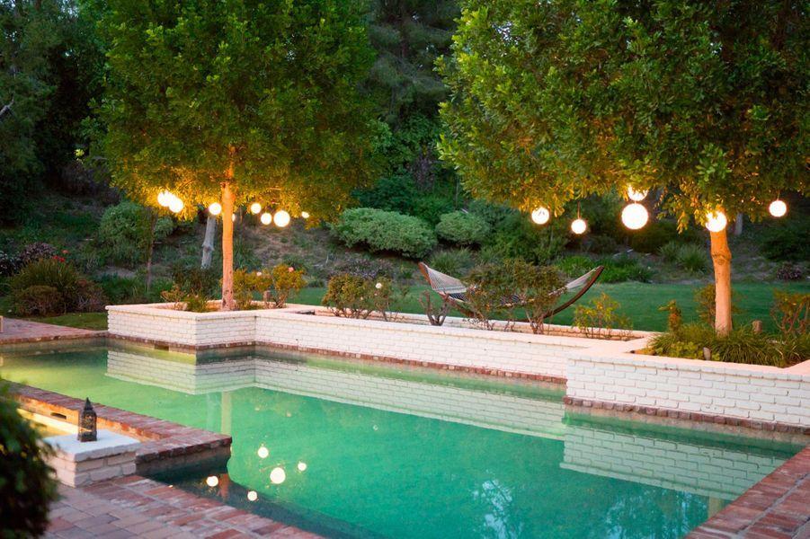 La maison d'Omar Sy à Los Angeles