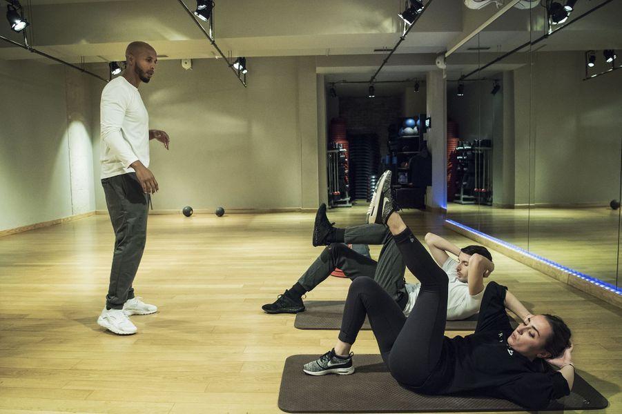 On a testé pour vous la séance training de Kim Kardashian et Kanye West.