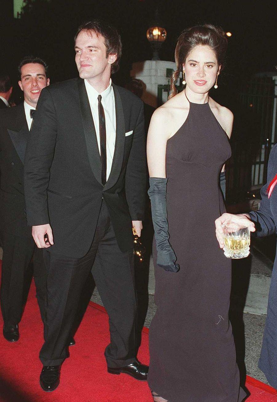 Quentin Tarantino aux Oscars en 1995