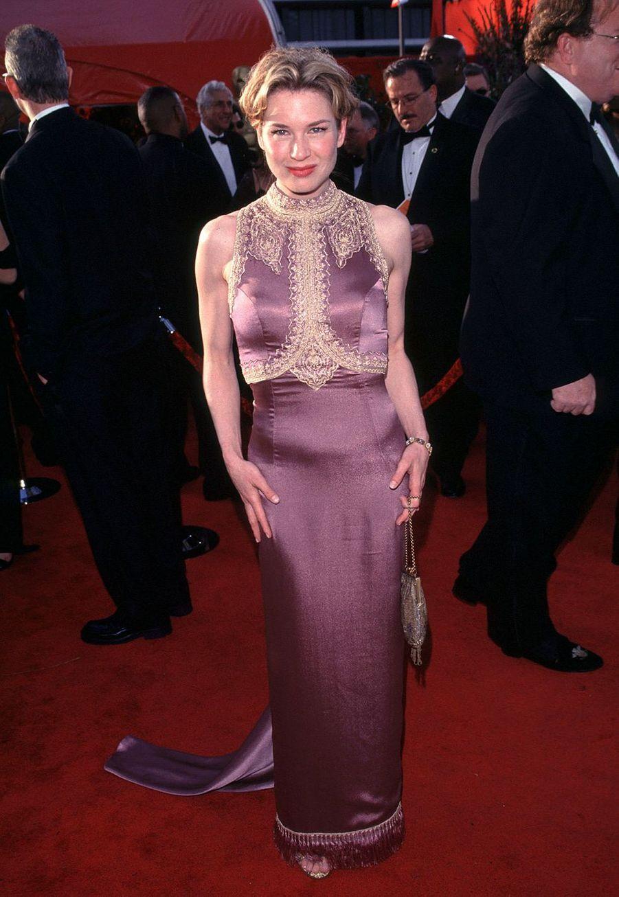 Renée Zellweger aux Oscars en 1999