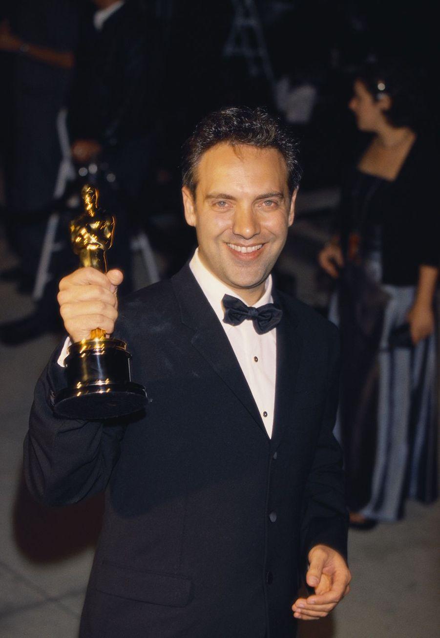 Sam Mendes (meilleur film et meilleur réalisateur pour «American Beauty») aux Oscars en 2000
