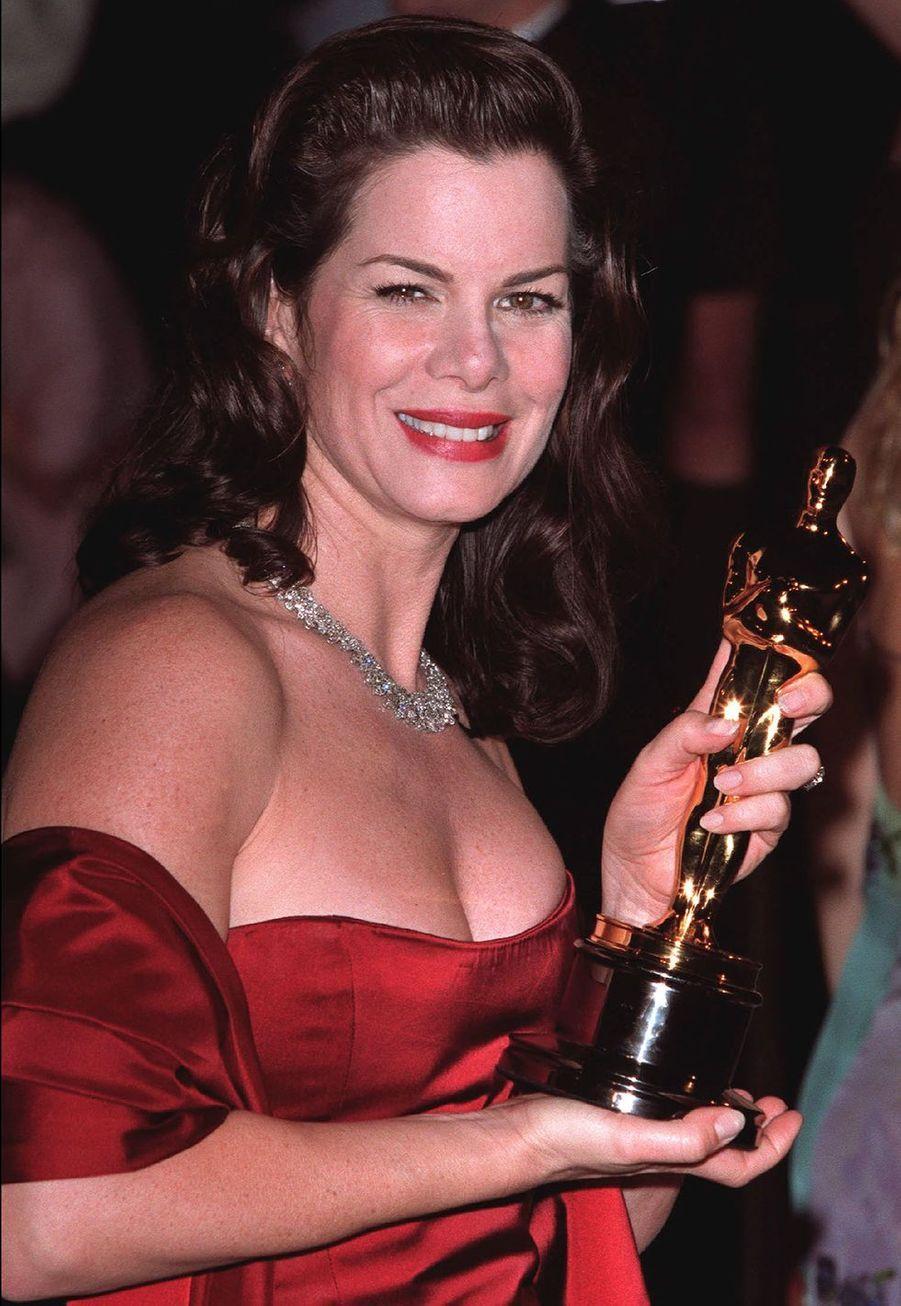 """2001 : Marcia Gay Harden (meilleure second rôle dans """"Pollack"""")"""