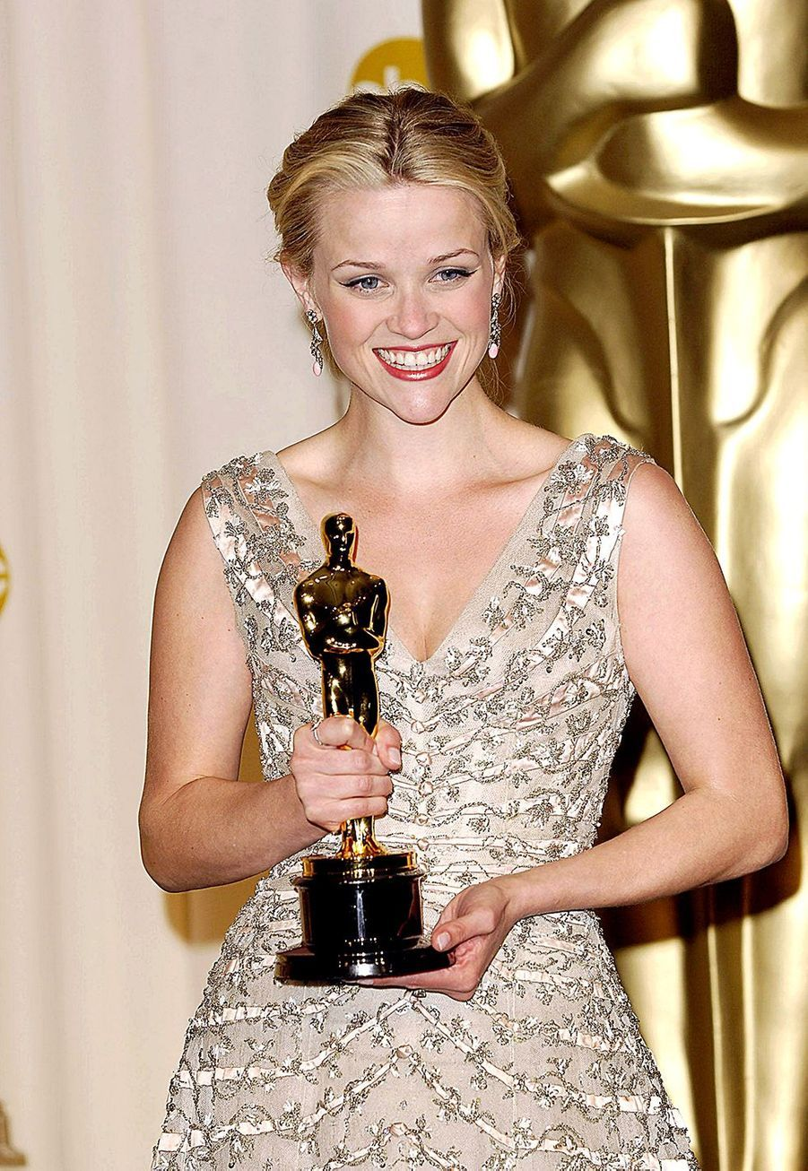 """2006 : Reese Witherspoon (meilleure actrice dans """"Walk The Line"""")"""