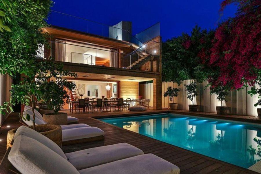 Pamela Anderson vend sa maison de Malibu