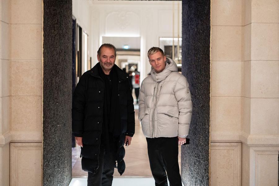 Remo Ruffini et Matthew Williams