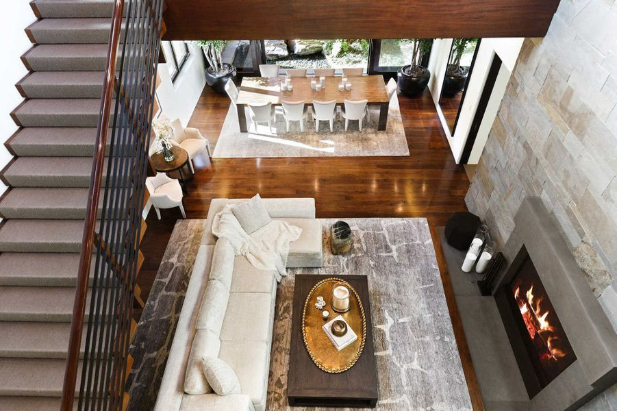 La villa de Matt Damon à Pacific Palisades (Los Angeles) a été mise en vente pour 21 millions de dollars (janvier 2021)