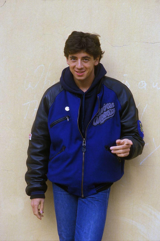 Patrick Bruel en 1985