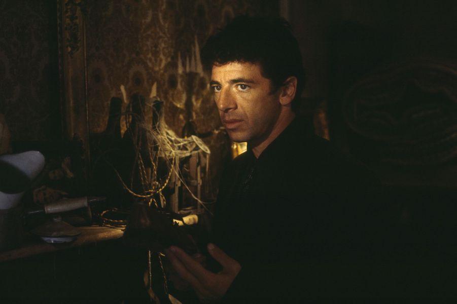 Patrick Bruel sur le tournage du film «K» sorti en 1997
