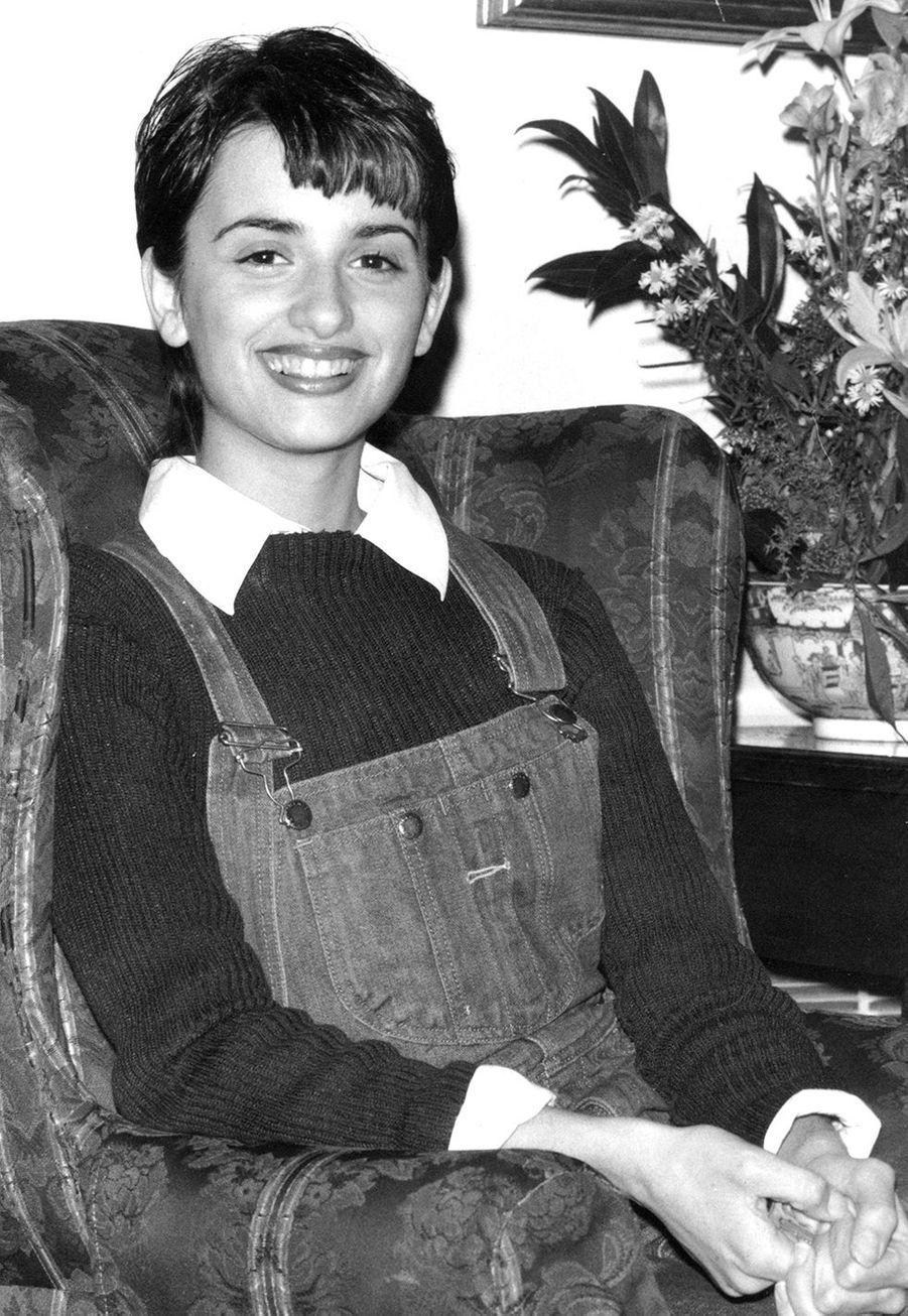 Penélope Cruz en 1994