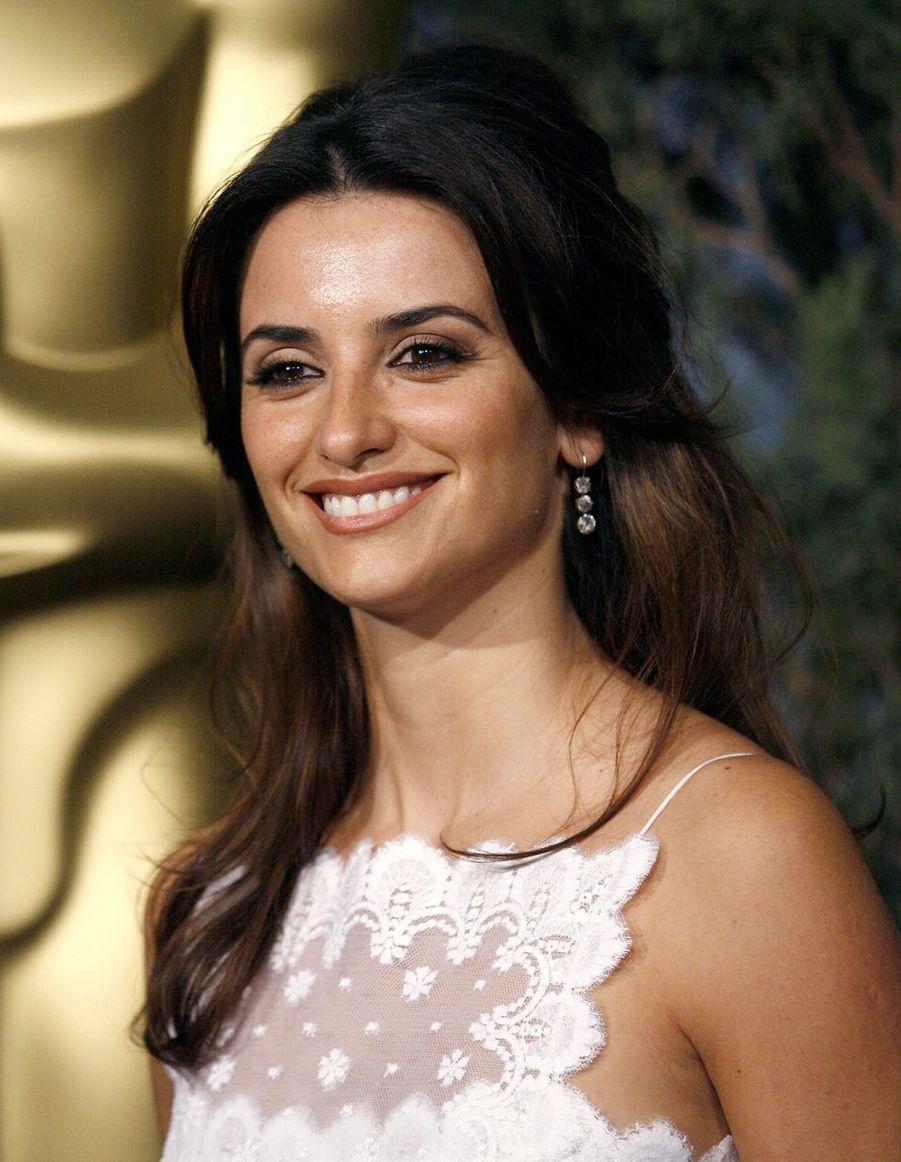 Penélope Cruz en 2007