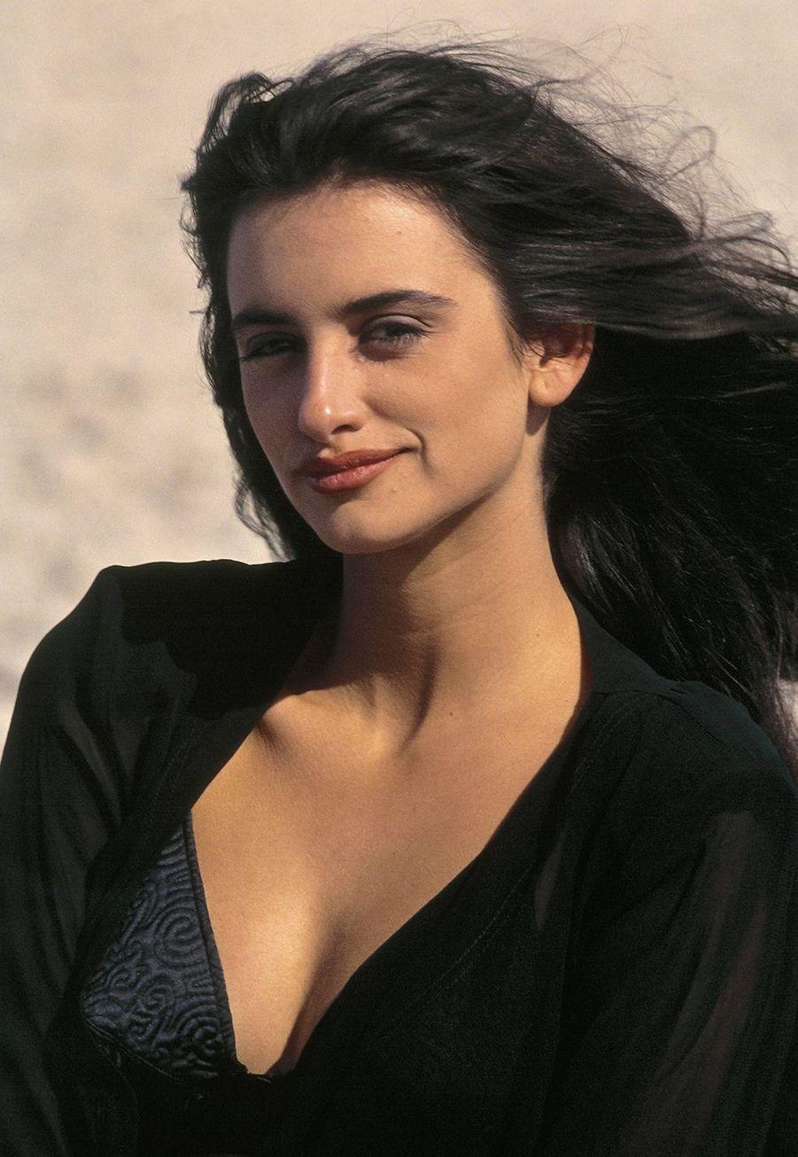 Penélope Cruz dans les années 1990