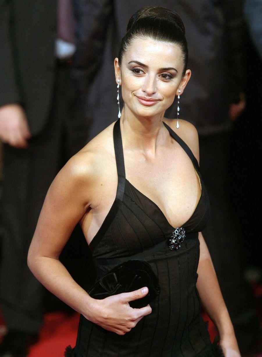 Penélope Cruz en 2005