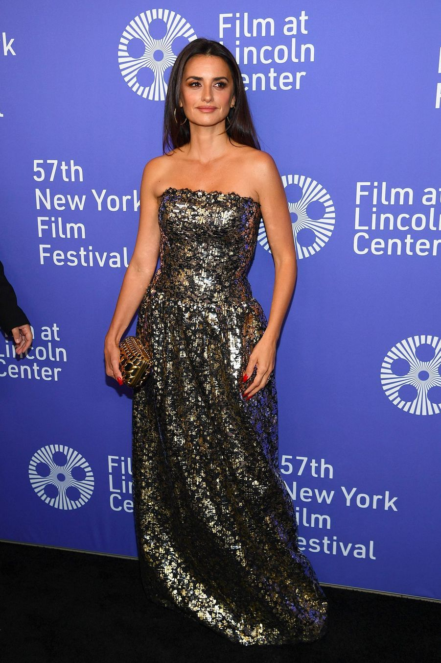 Penélope Cruzétait ce week-end au Festival du film de New York pour présenter son dernier film, Wasp Network, réalisé par le Français Olivier Assayas.