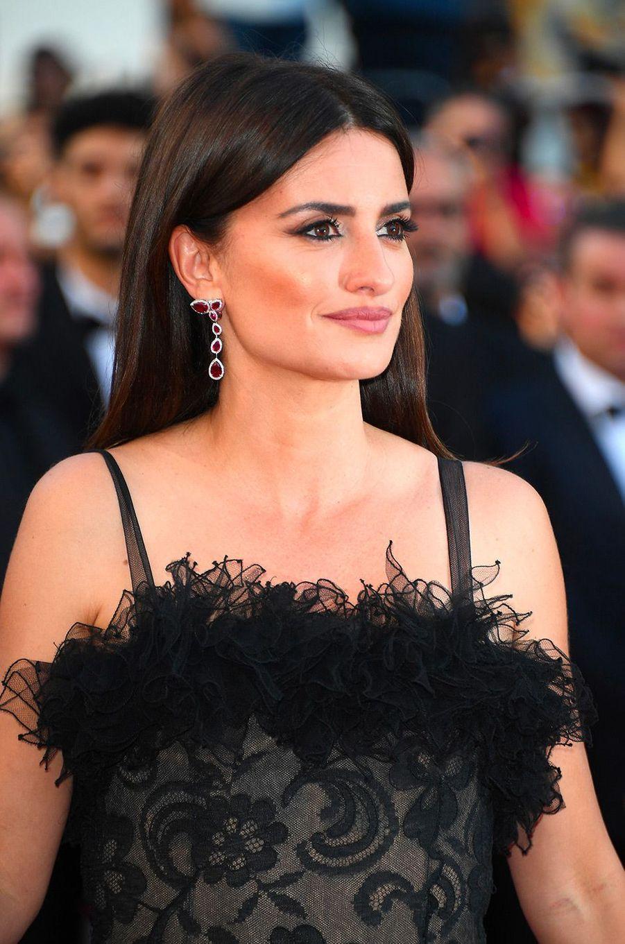 Penélope Cruz au Festival de Cannes en 2018