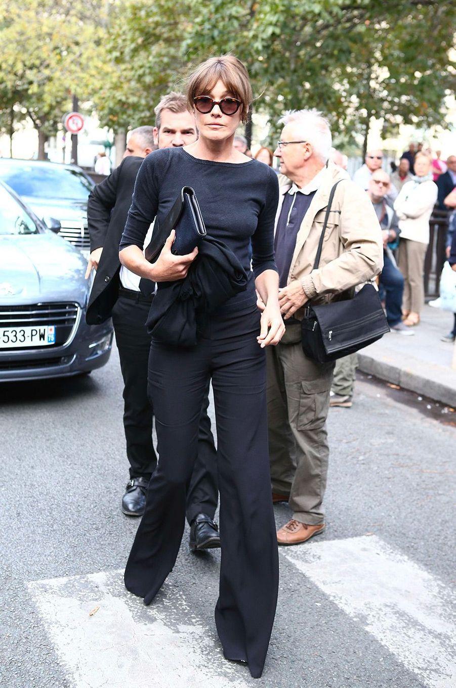 Carla Bruni-Sarkozy