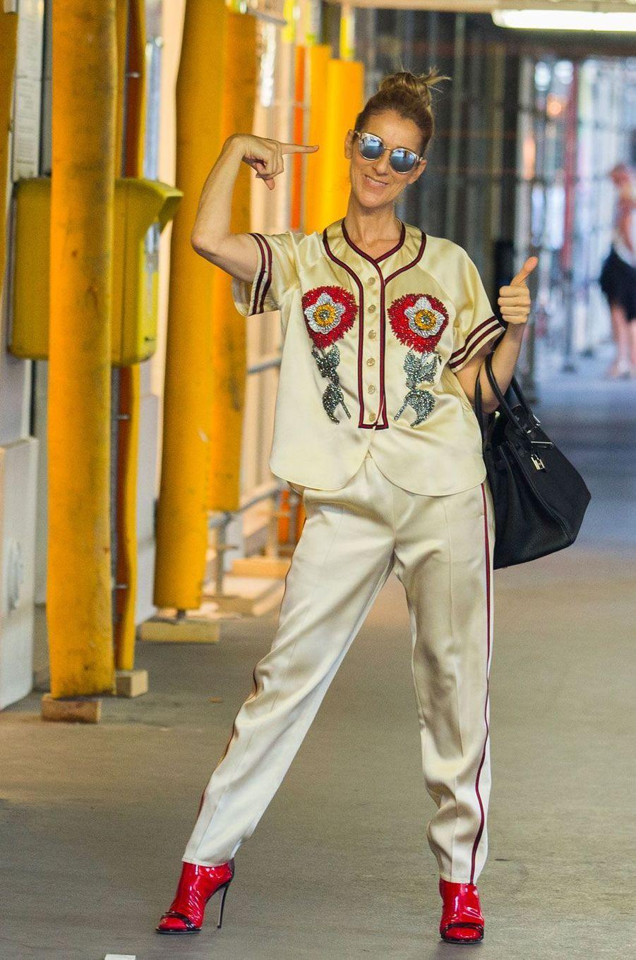 People Style : Céline Dion, ses looks les plus fous