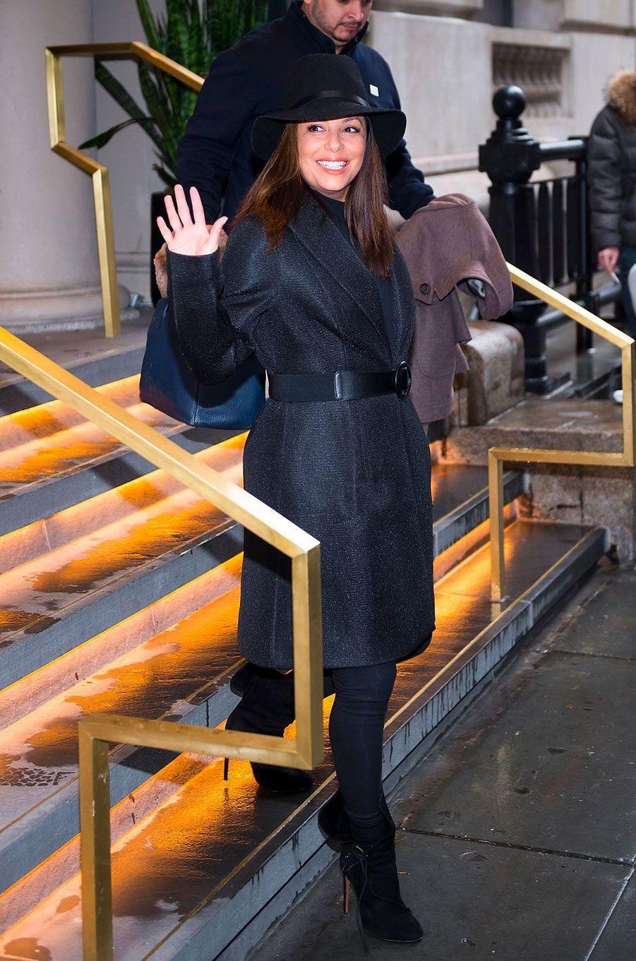Eva Longoria le 22 novembre 2017