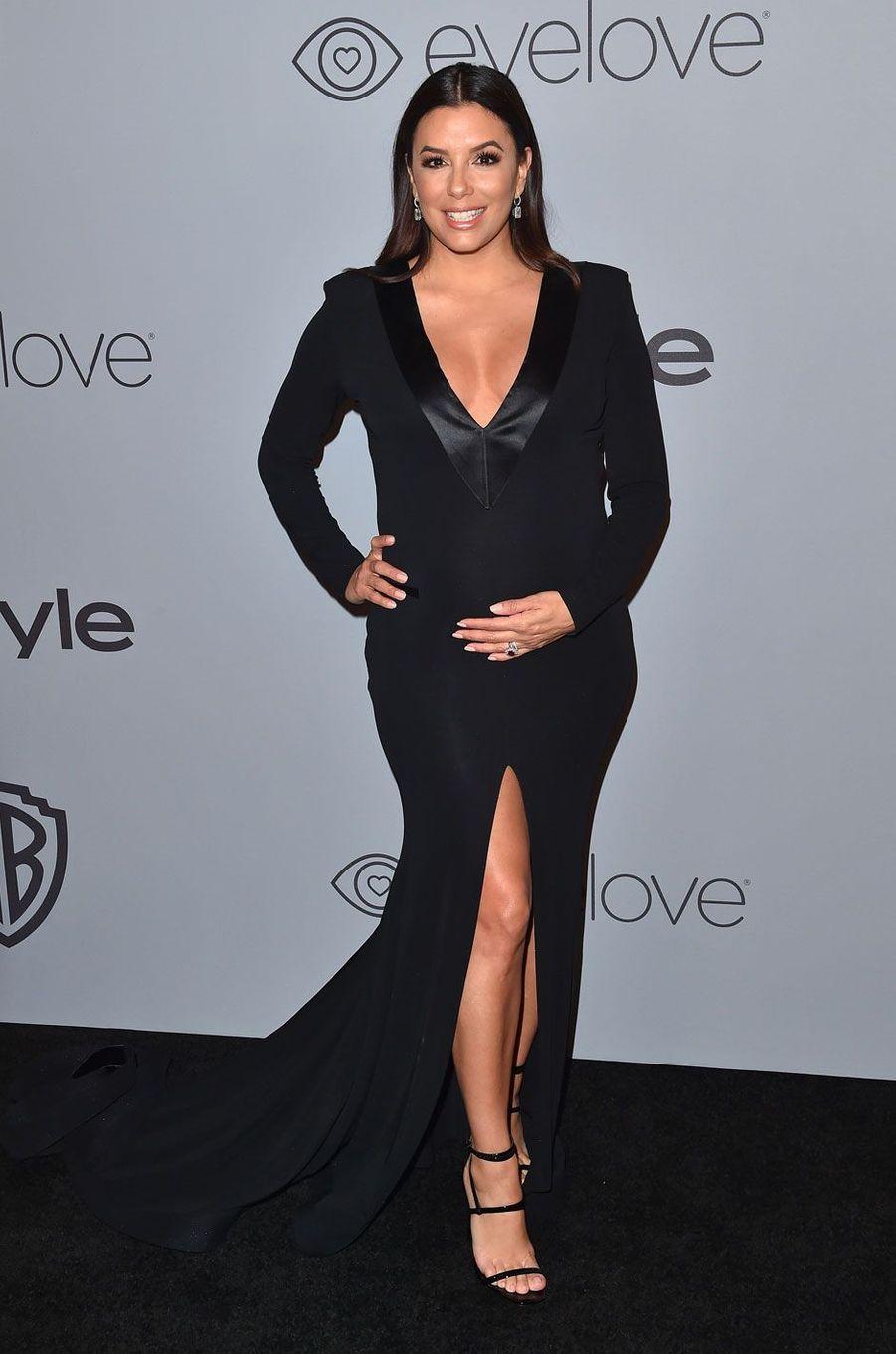 Eva Longoria le 7 janvier 2018