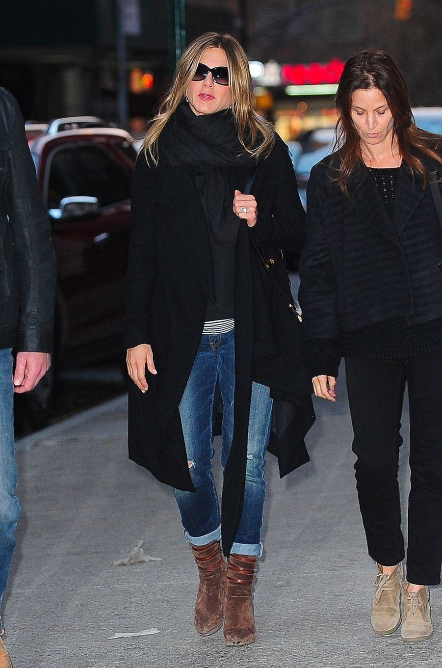 Jennifer Aniston en avril 2015