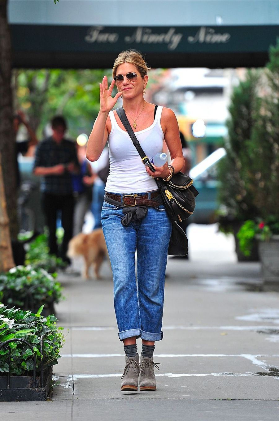 Jennifer Aniston en septembre 2011