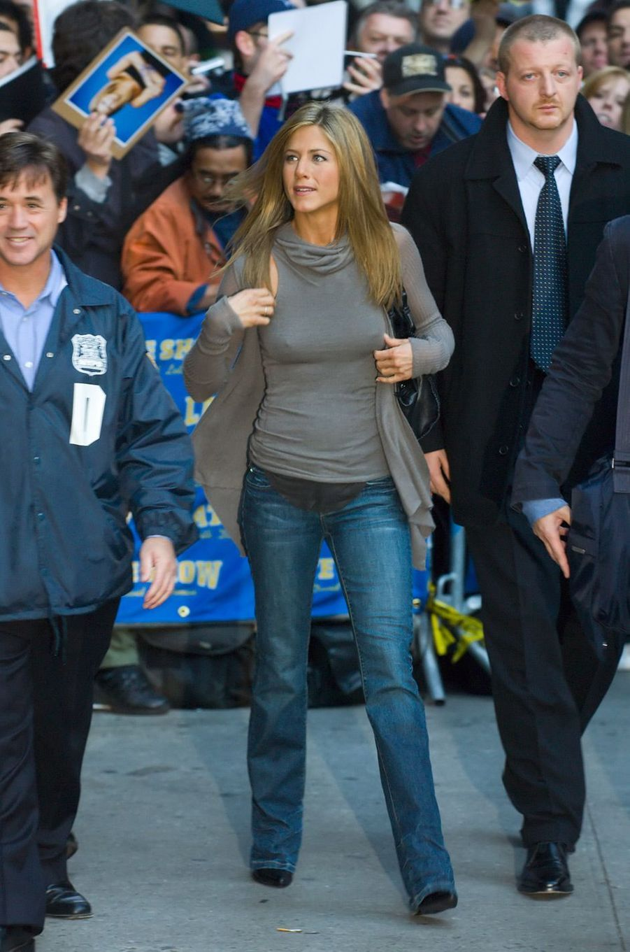 Jennifer Aniston en novembre 2005
