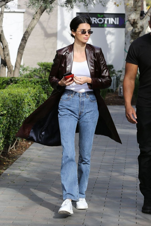 Kendall Jenner à Los Angeles, le 19 mars 2019
