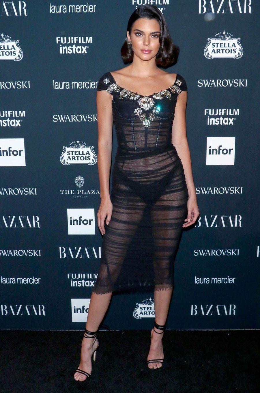 People Style : Kendall Jenner, ses looks les plus osés