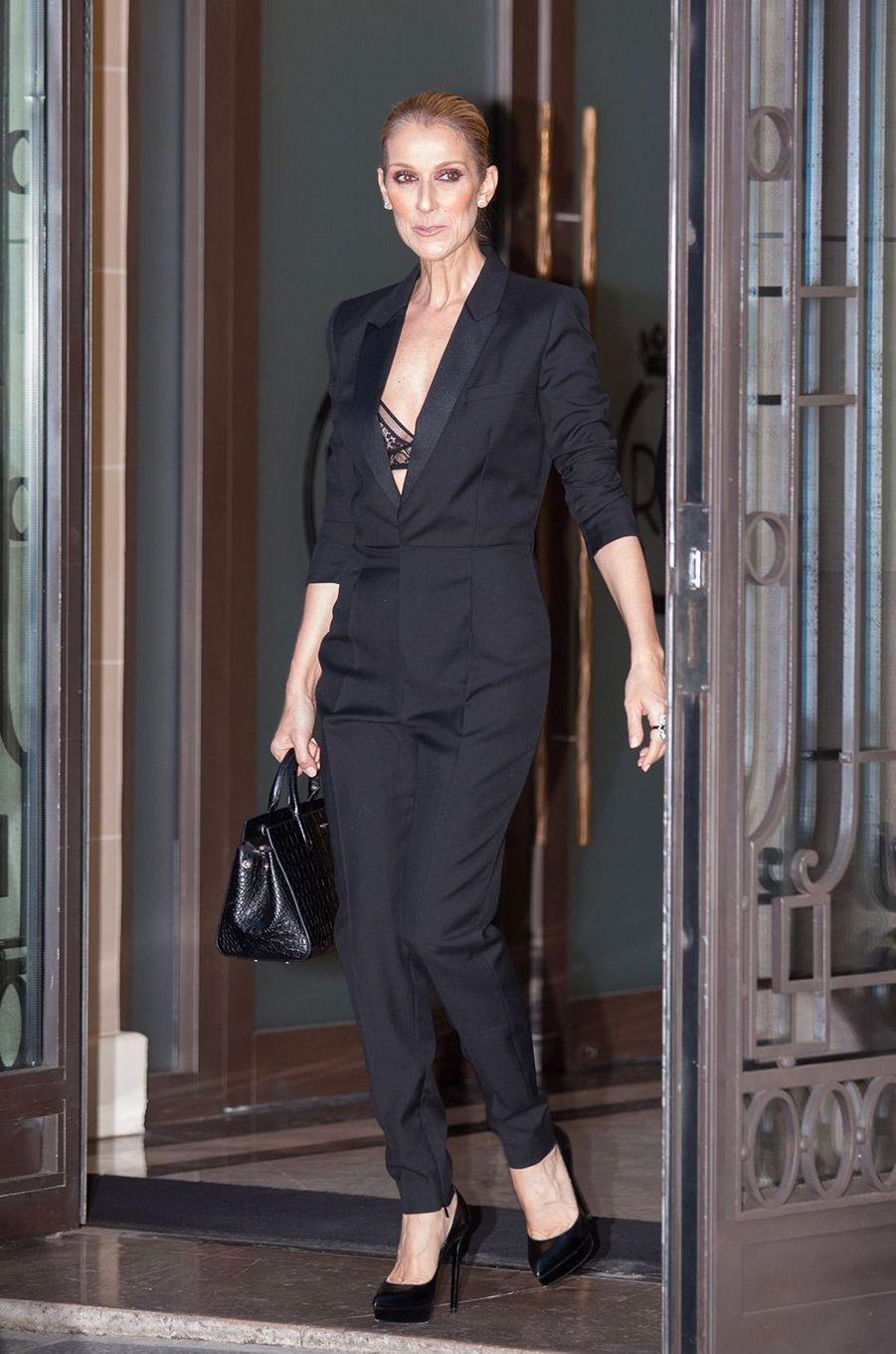 Céline Dion, le 21 juillet 2017