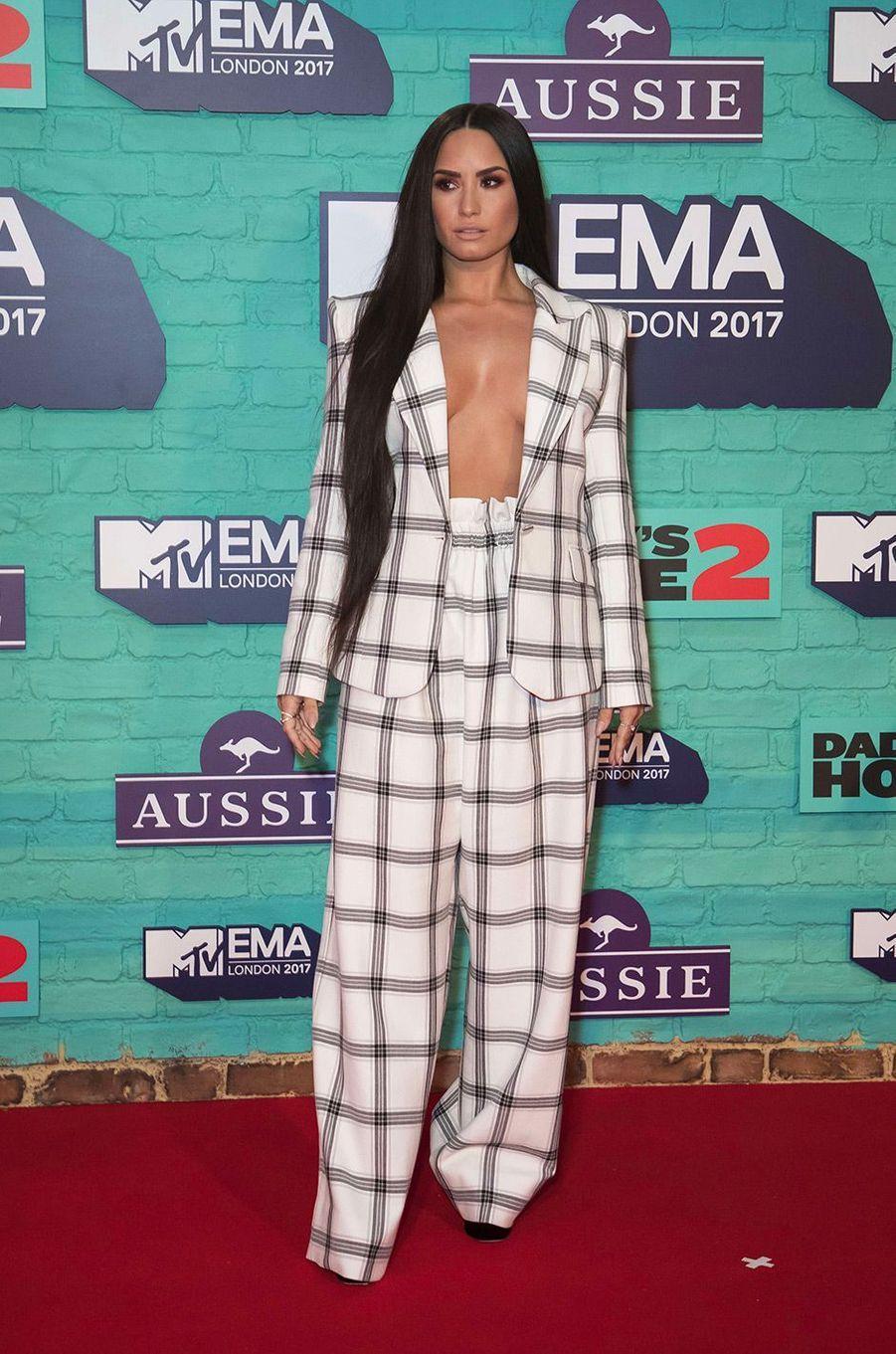 Demi Lovato, le 12 novembre 2017