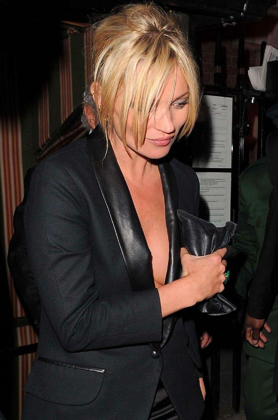 Kate Moss, le 17 mars 2009