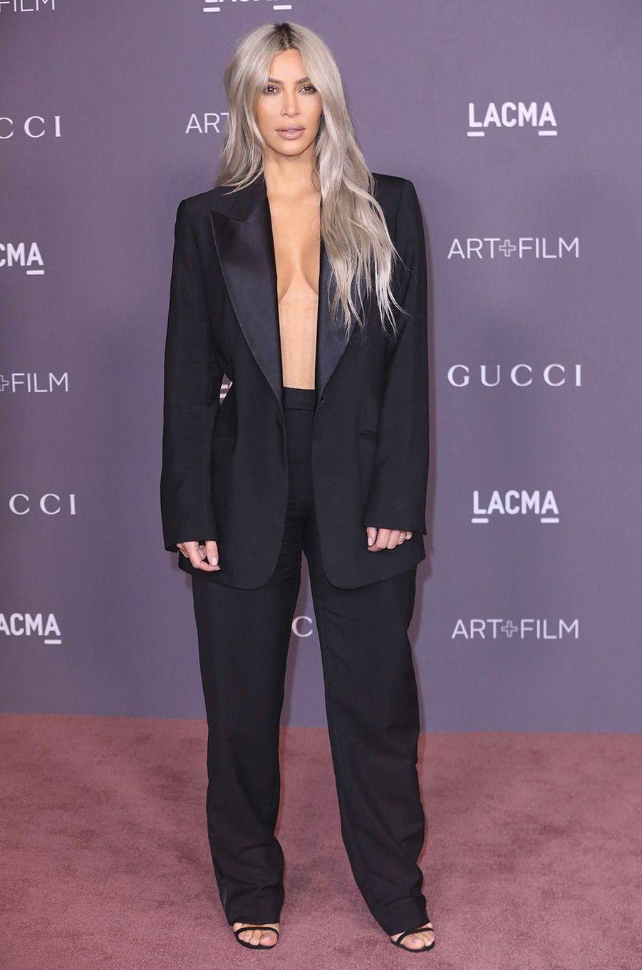 Kim Kardashian, le 4 novembre 2017
